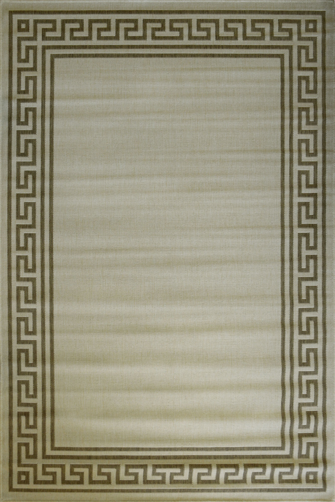 Picture of: Soleil Greek Key Border Rug Ivory Rugs Free Shipping