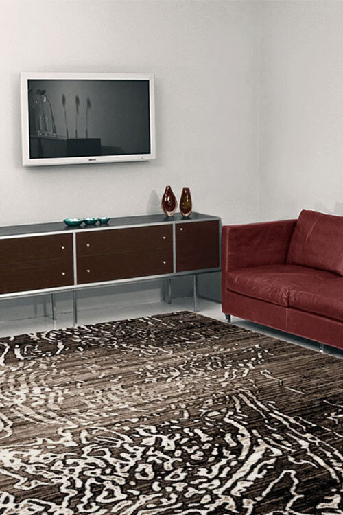 David Modern Abstract Rug(Size 150 x 80cm)