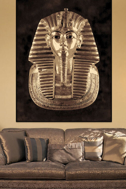 Rob Pharaoh Picture Rug(Size 230 x 160cm)